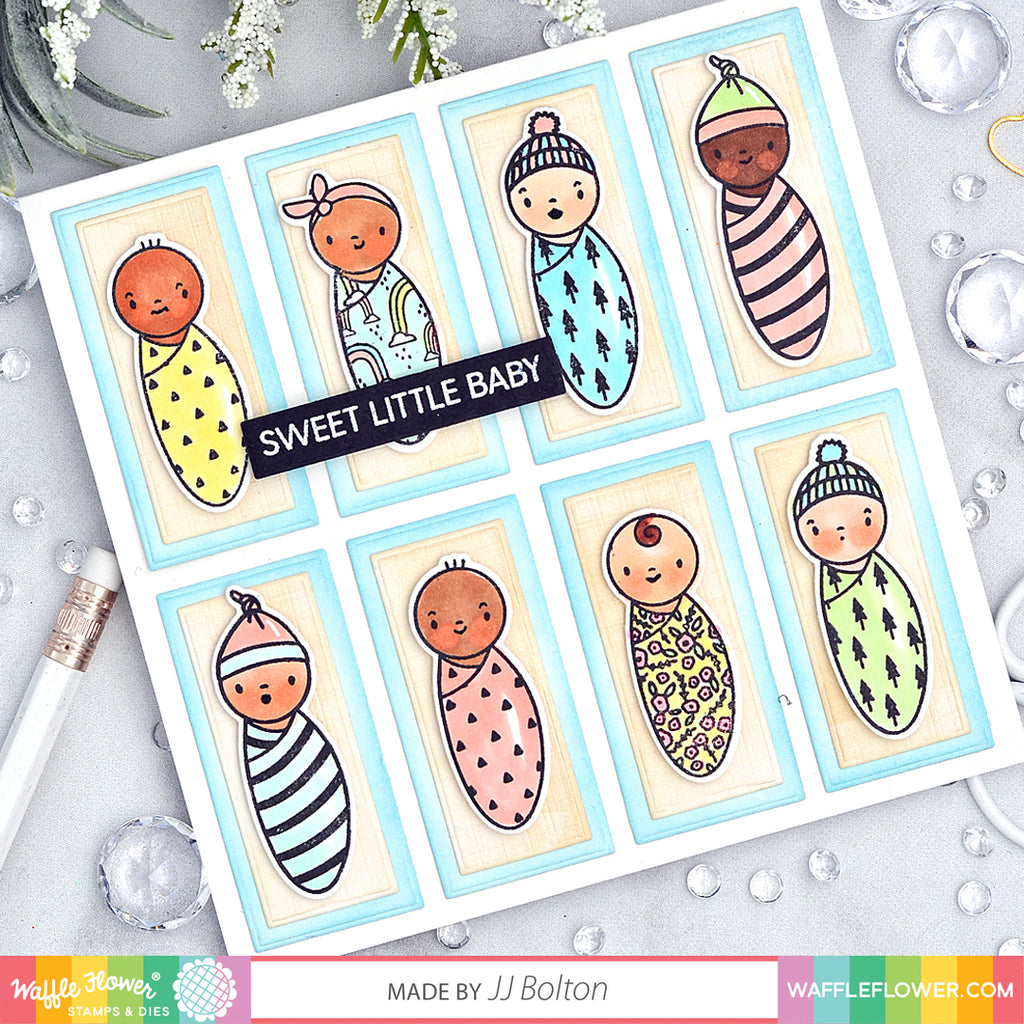 Ideas for Little One Baby Stamp Set by JJ Bolton