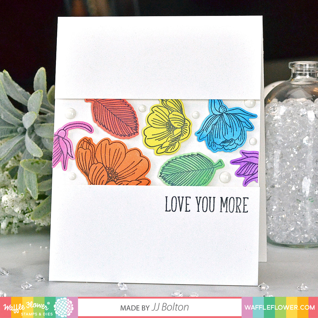 Clean and Simple Card Inspiration with JJ
