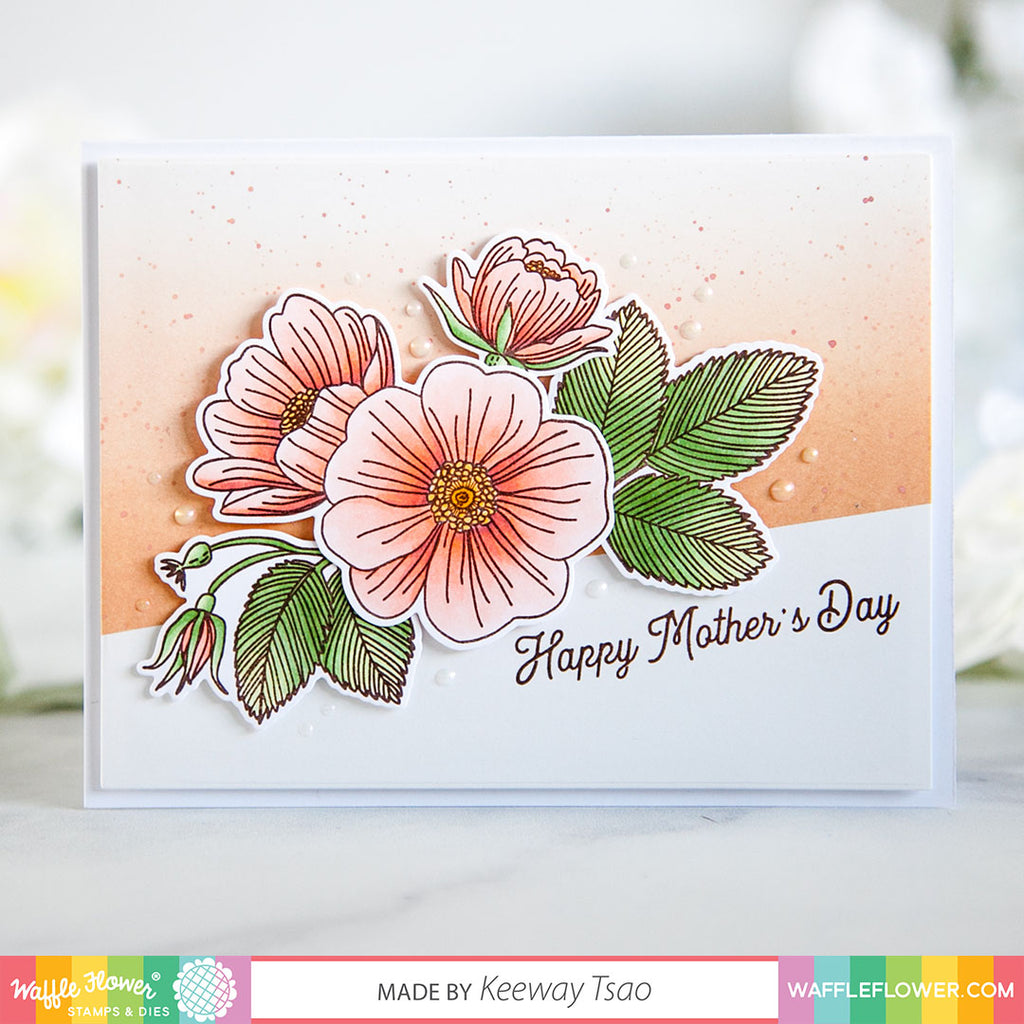 Mother's Day and May Inspiration with Keeway