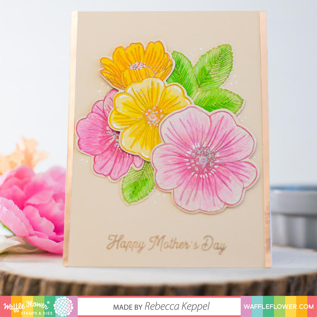 May and Mother's Day Inspiration with Rebecca