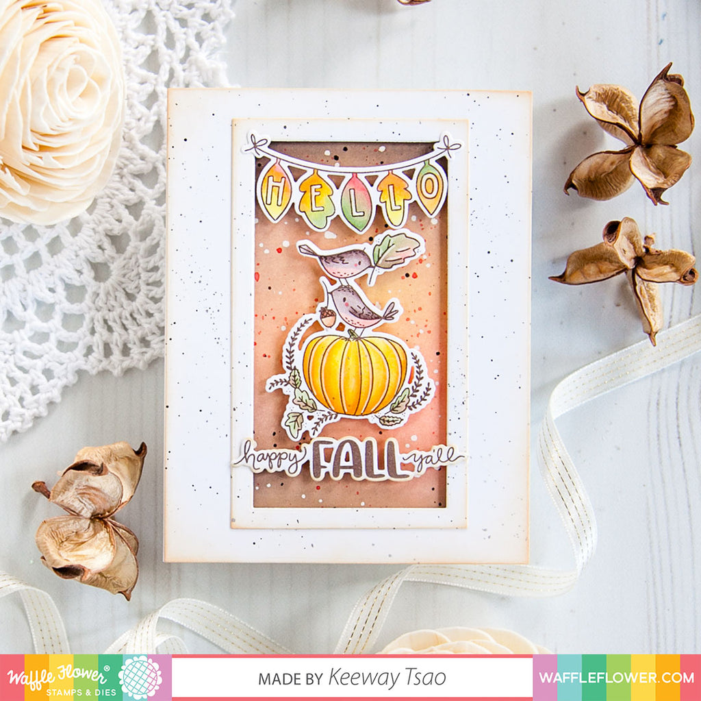 October Floral Bundle Inspiration with Keeway