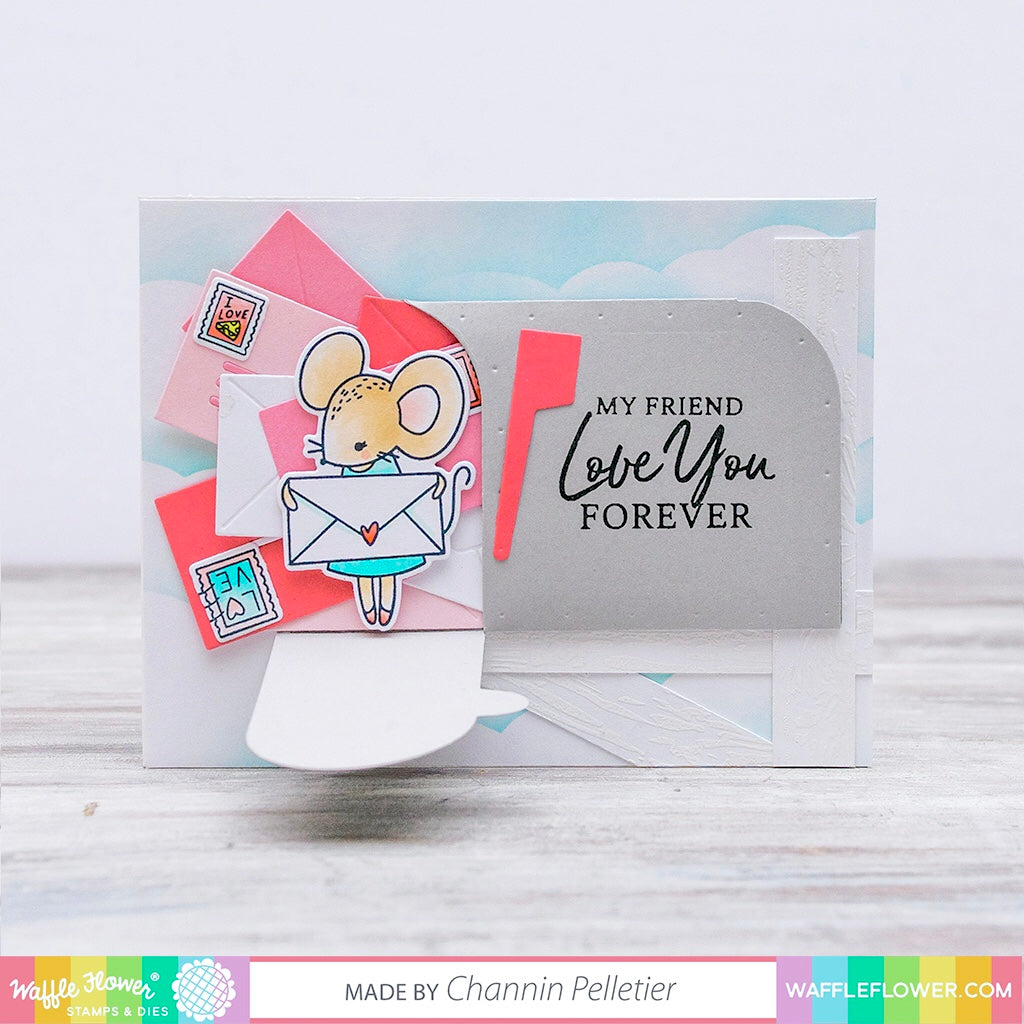 Start to Finish: Mailbox Valentine Card feat. Sweet Mailbox Combo and Sending Love Combo