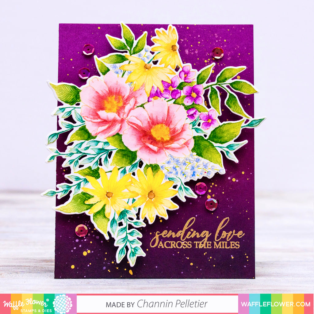 Blossoms Inspiration with Channin