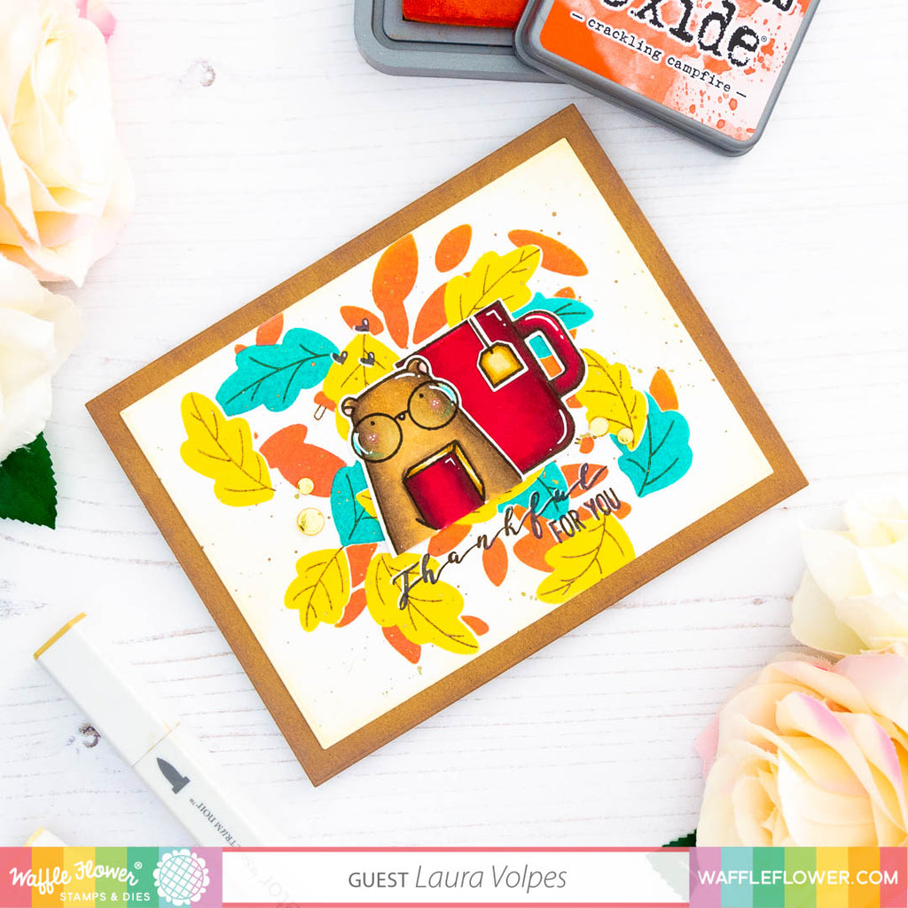 More Creative Ideas Using November 2020 Stencil & Silhouette Release - Week 1
