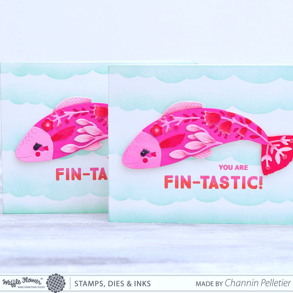 [WIW] Make a Fish Valentine by Channin