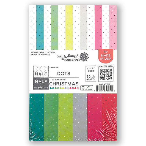 October Release Intro Day 3 - Holiday Cheese and Christmas Paper Pads