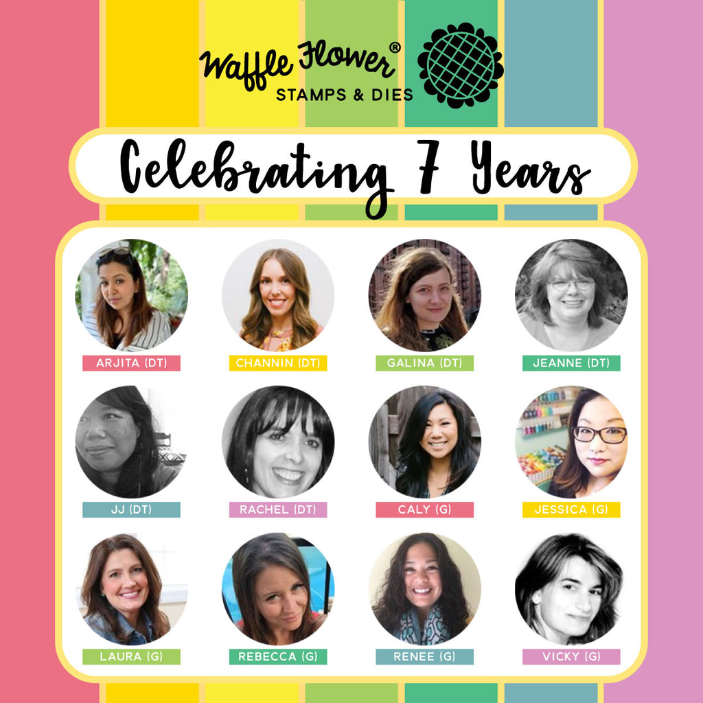 Celebrating 7 Years Blog Hop & Giveaways!