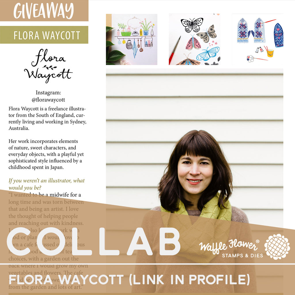 Collaborations with Flora Waycott
