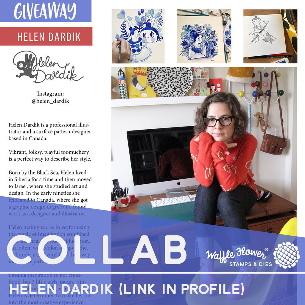 Collaborations: Helen Dardik
