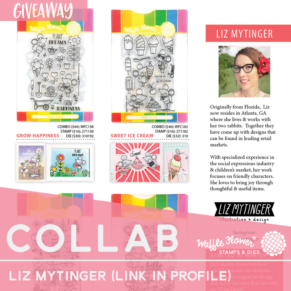 Collaborations: Liz Mytinger