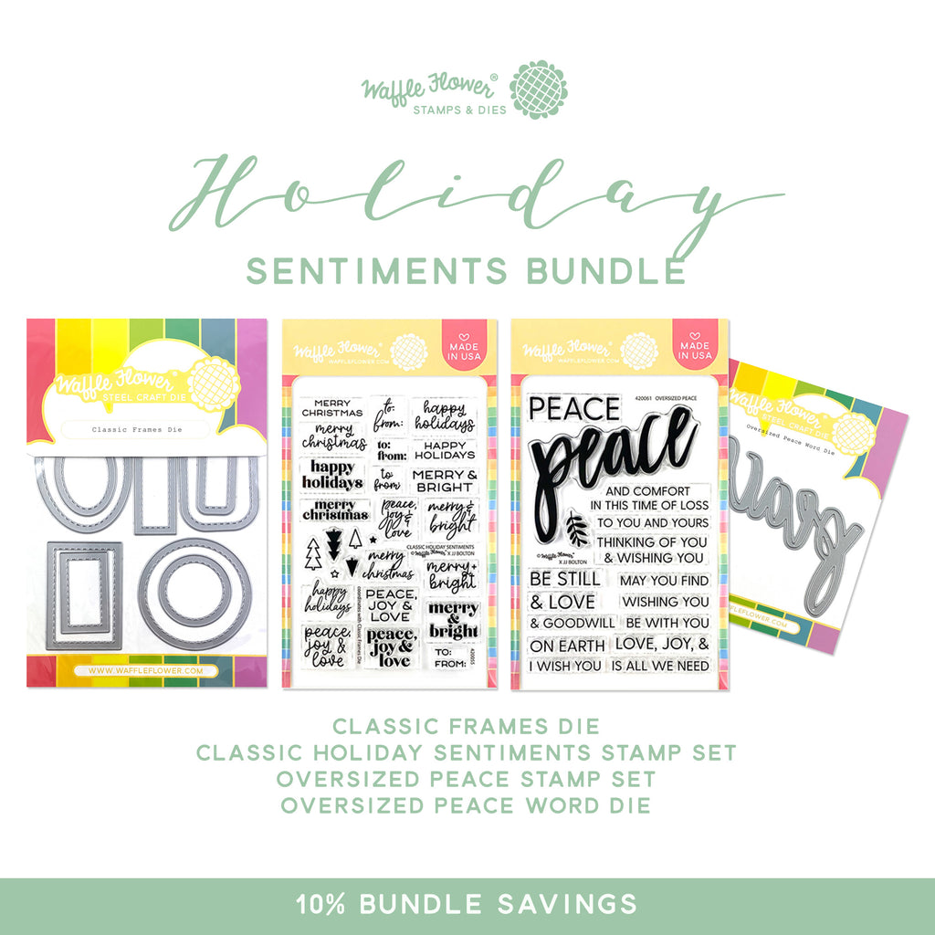 Holiday Sentiments Bundle