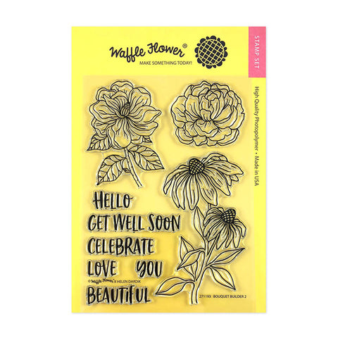 Bouquet Builder 2 Stamp Set