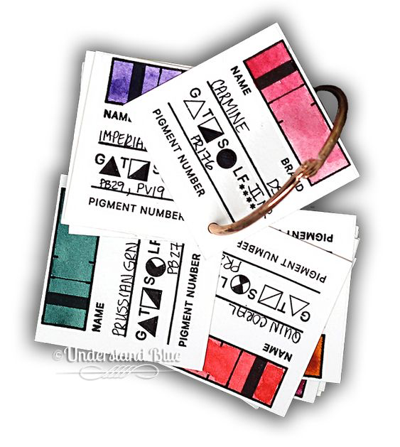 Swatch Stamp Set
