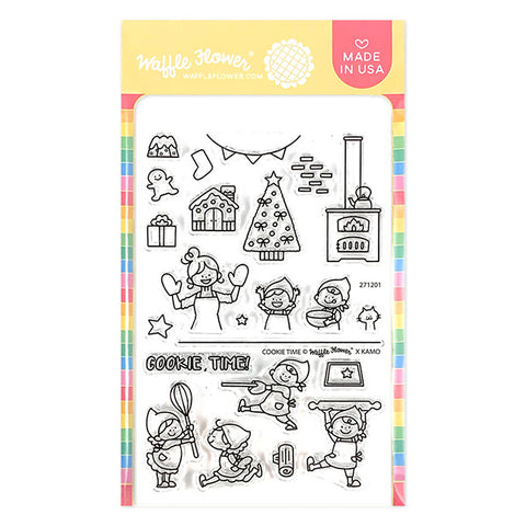 Cookie Time Stamp Set