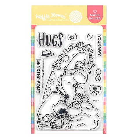 Group Hug Stamp Set