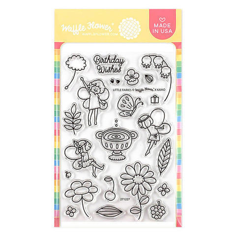 Little Fairies Stamp Set
