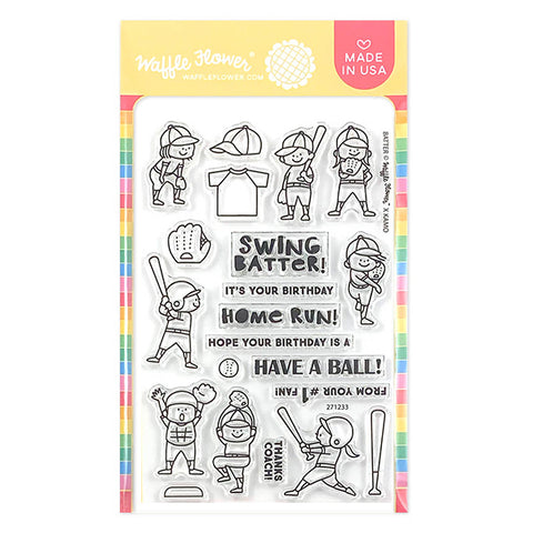 Batter Stamp Set