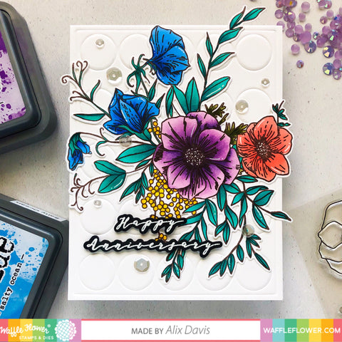 Bouquet Builder 5 Stamp Set
