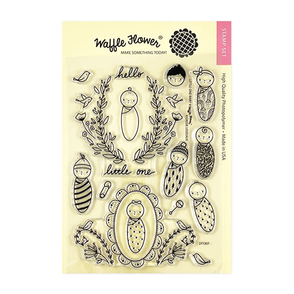 Little One Baby Stamp Set