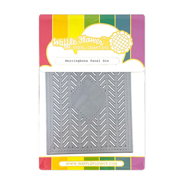 Herringbone Panel Die