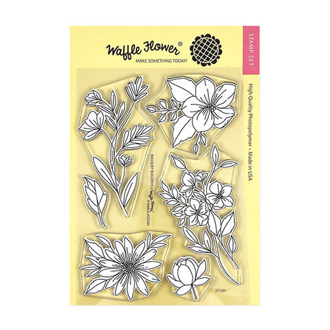 Bouquet Builder 6 Matching Die