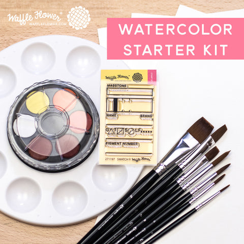 Watercolor Starter Kit