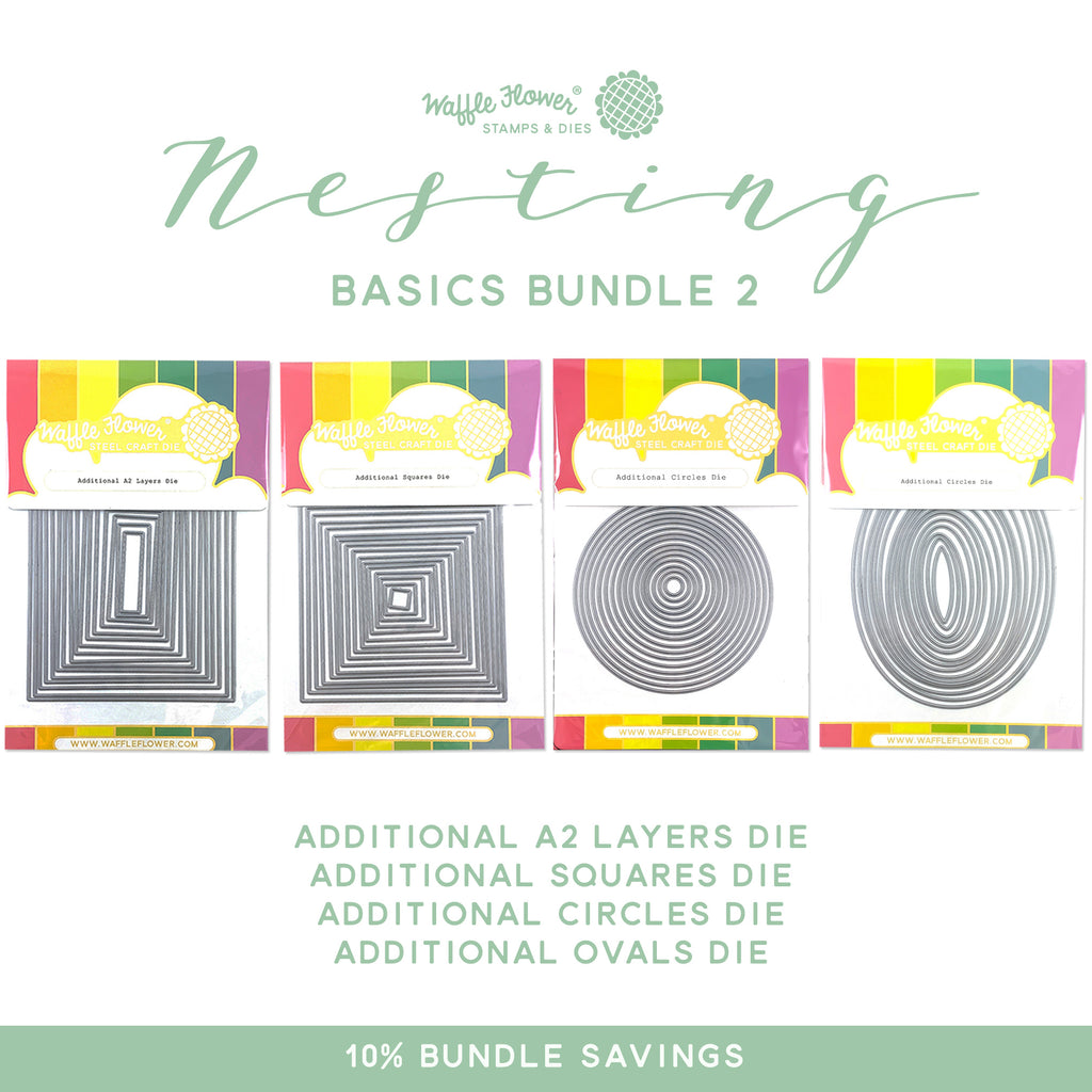 Nesting Basics Bundle 2