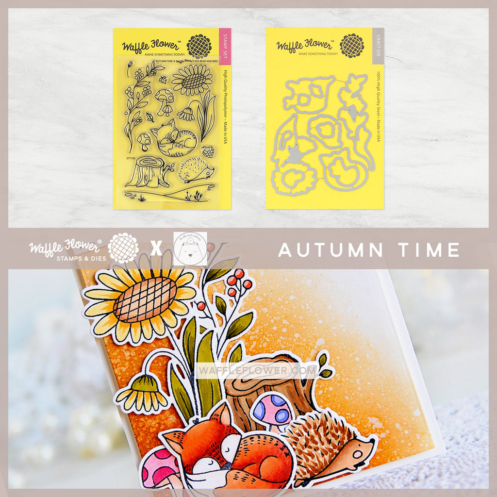 Autumn Time Matching Die