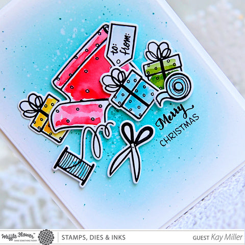 Gift Wrapper Matching Die