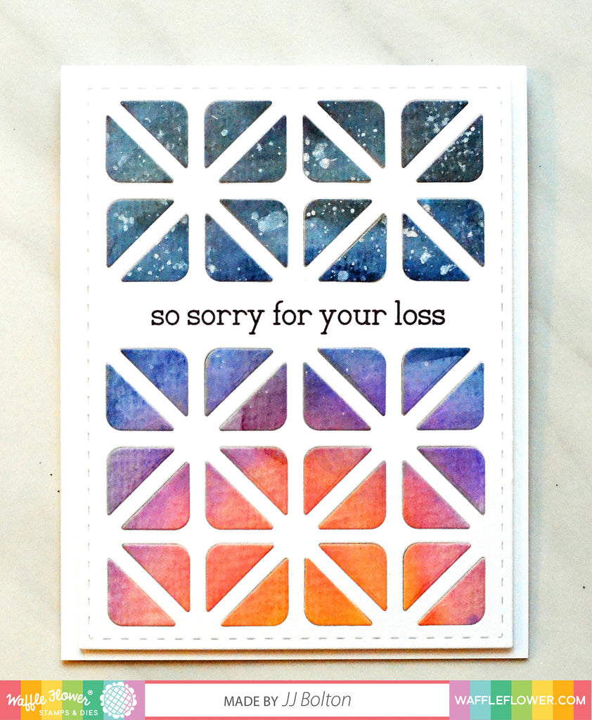 Here for You Stamp Set