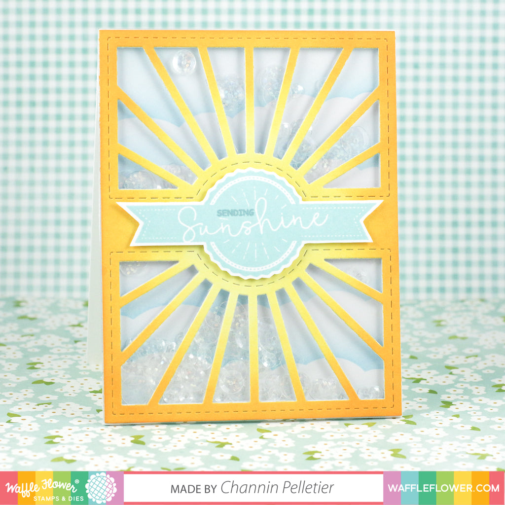 Sunshine Stamp Set