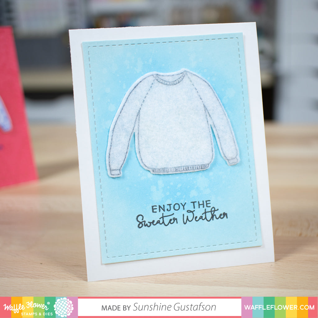 Sweater Weather Stamp Set
