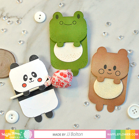 Animal Tags Matching Die