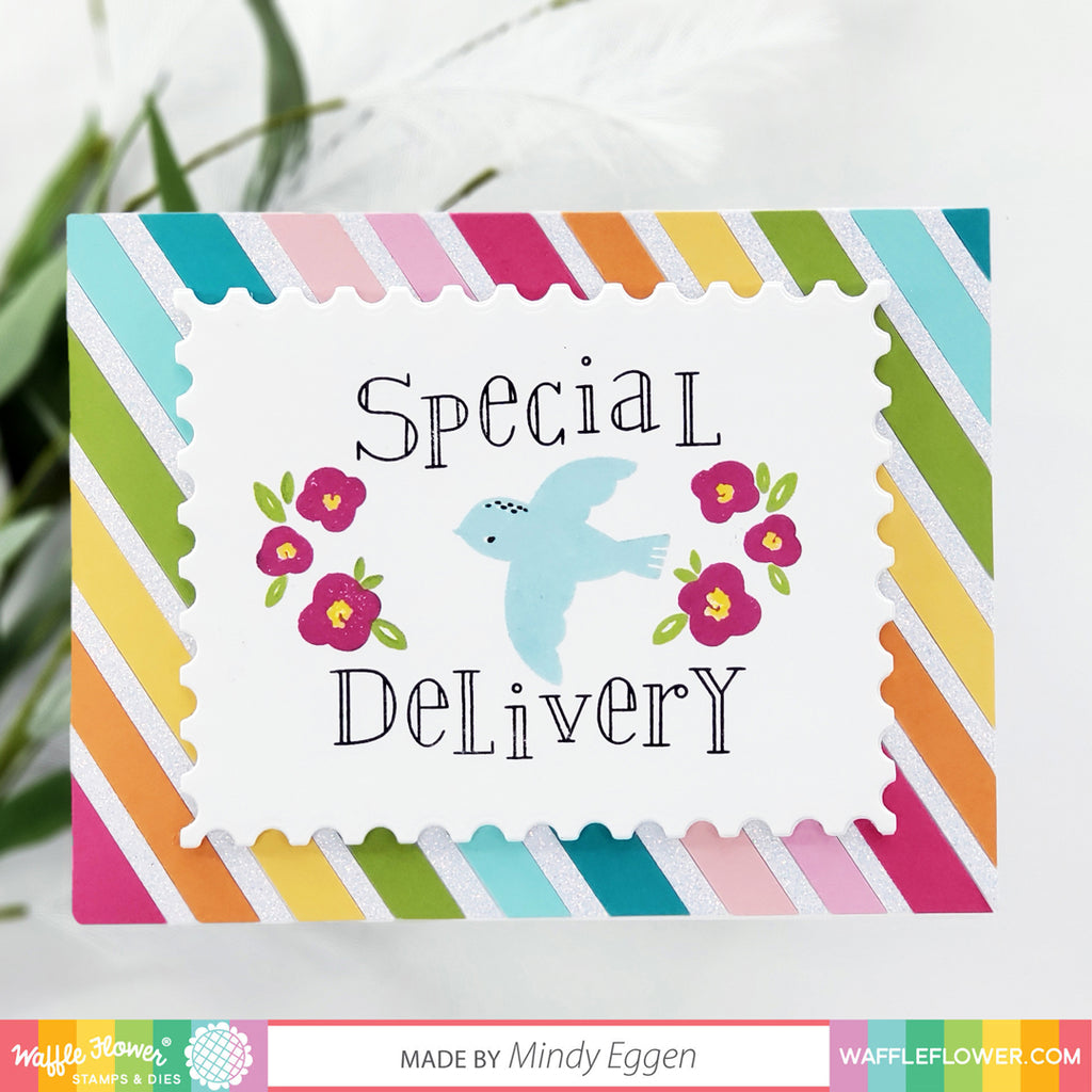 Special Delivery Stamp Set