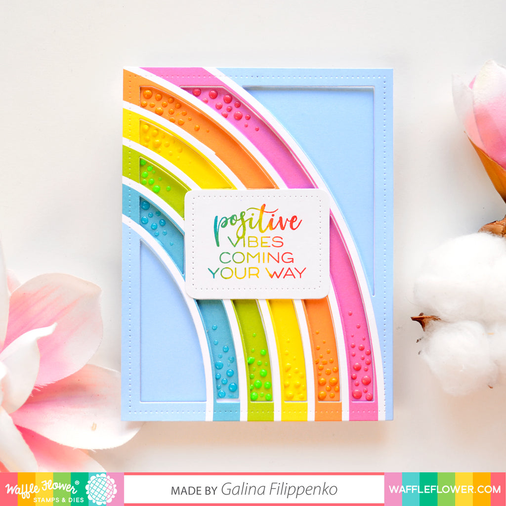 JJ's Rainbows Paper Pad