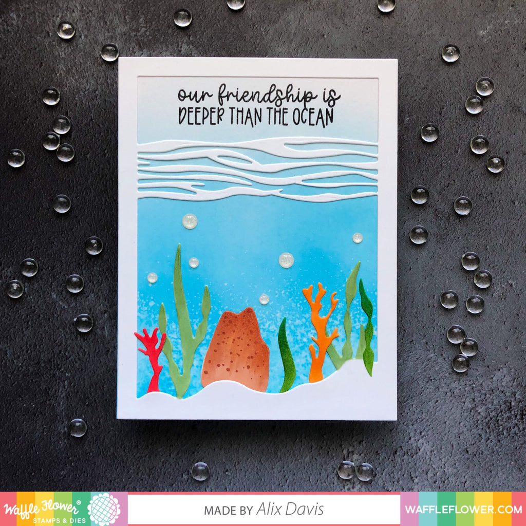 Under the Sea Sentiments