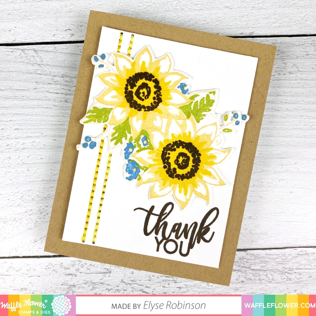 Essential Sentiments Stamp Set