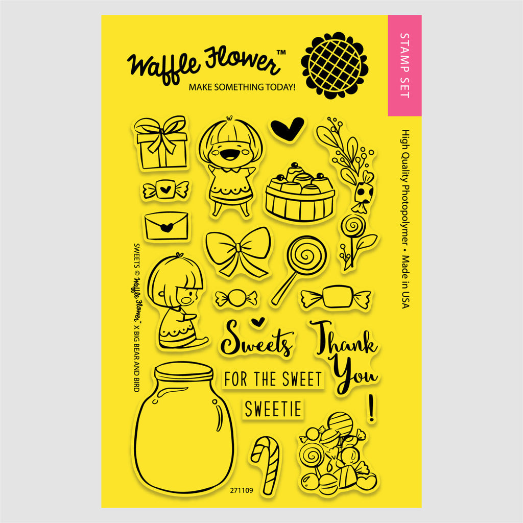 Sweets Stamp Set