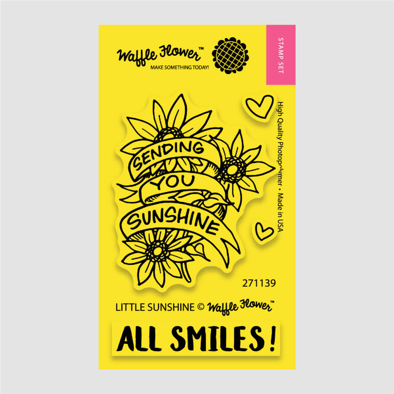 Little Sunshine Stamp Set