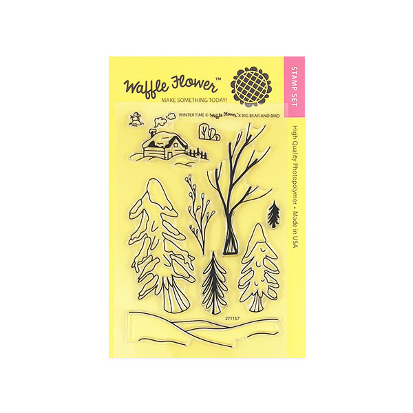 Winter Time Stamp Set