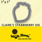Claire's Strawberry Die