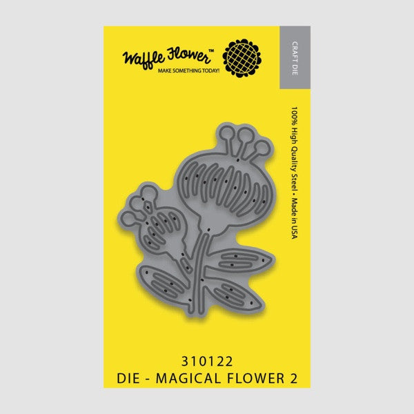 Magical Flower 2 Die