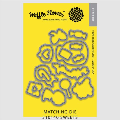 Sweets Matching Die
