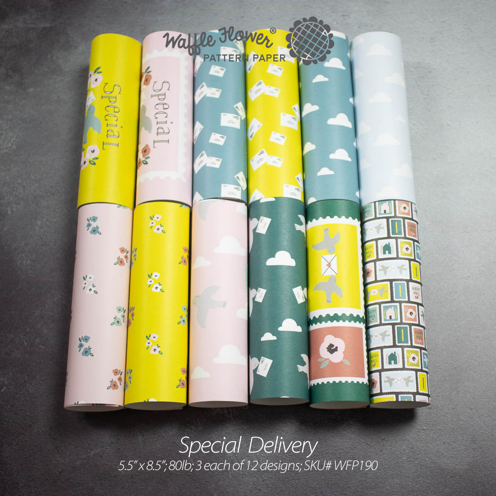 Everyday Pattern Paper Bundle
