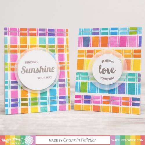Color Swatches Stamp Set