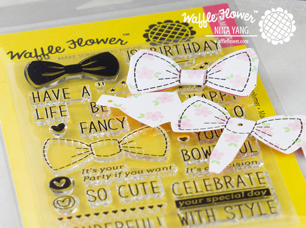 Bowtiful Stamp set