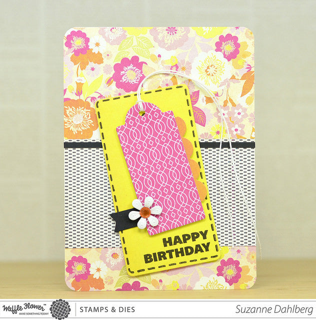 Surface - Tag Stamp Set