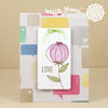 Flower Circles Stamp Set
