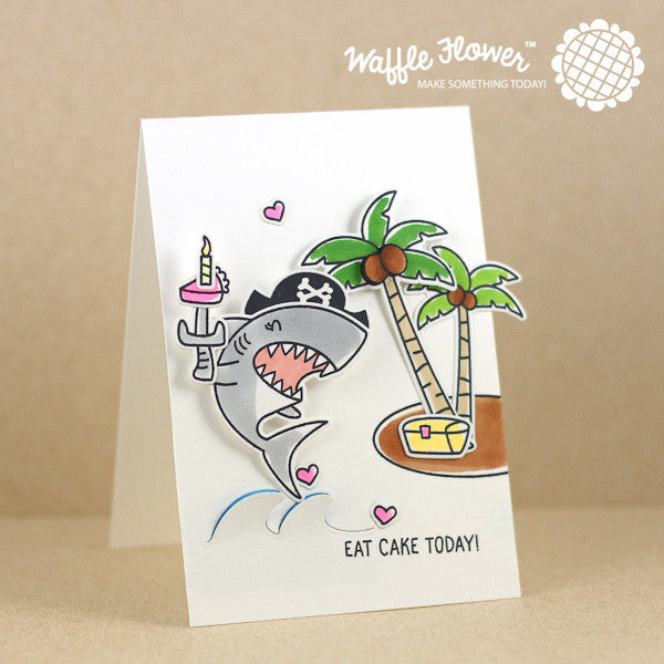 Tiger & Lily Stamp Set