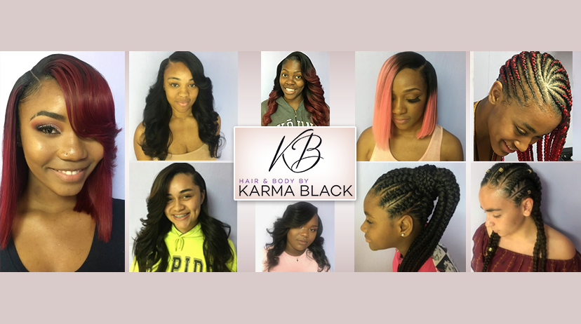 Black hair salons near me in 2019